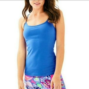NWT Lilly Pulitzer Luxletic Bandy Top